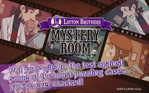 LAYTON BROTHERS MYSTERY ROOM スクリーンショット 10