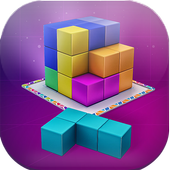 Cube In: The puzzle game with the 7 pieces icon