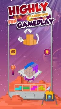 Cube In: The puzzle game with the 7 pieces screenshot 11
