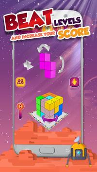Cube In: The puzzle game with the 7 pieces screenshot 22