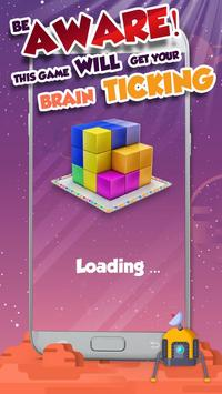 Cube In: The puzzle game with the 7 pieces screenshot 3