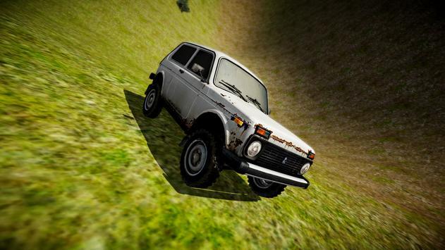Offroad Russian Cars 4x4 Simulator screenshot 2