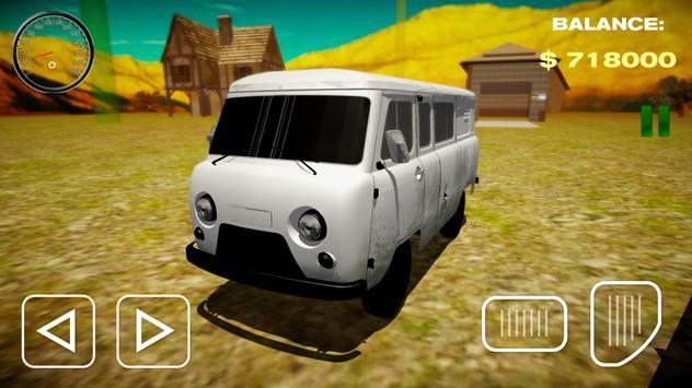 Offroad Russian Cars 4x4 Simulator screenshot 4