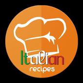 Italian Recipes - Cookbook icon