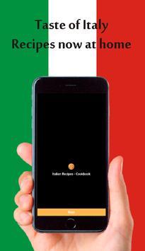 Italian Recipes - Cookbook screenshot 1