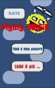 Flying Selfie apk screenshot