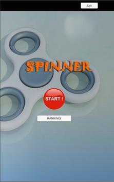 Spinner poster