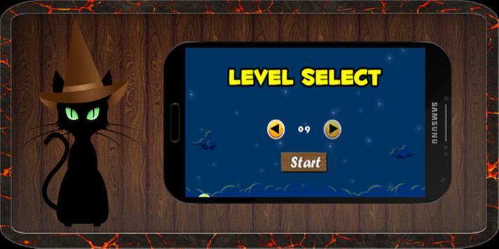 Halloween Monster Run apk screenshot