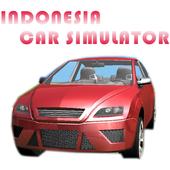 Indonesia Car Simulator icon