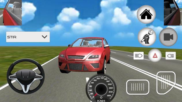 Indonesia Car Simulator apk screenshot