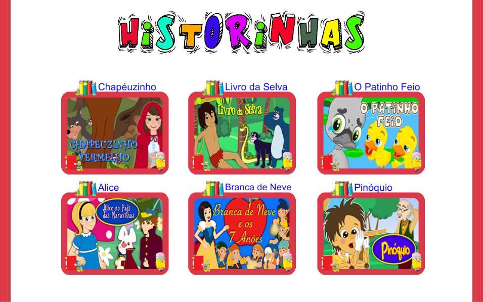 Historinhas Kids Os Amiguinhos For Android Apk Download