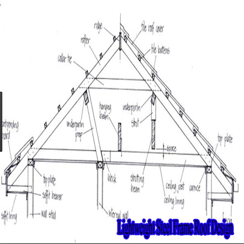 Lightweight Steel Frame Roof Design for Android - APK Download