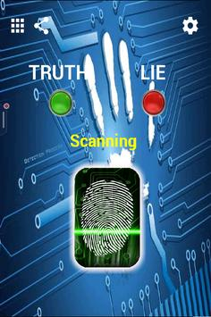 Fake Lie Detector Test Prank Simulation apk screenshot