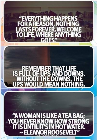 Life Quotes for Teens pour Android - Téléchargez l\'APK