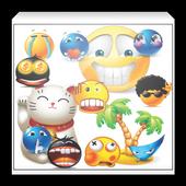 Emoticons Clipart icon
