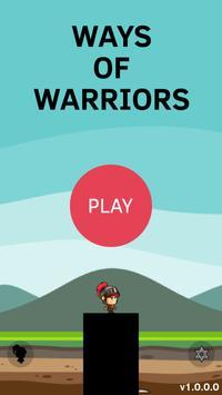 Ways Of Warriors poster