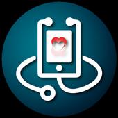 Blood Pressure BP Check icon
