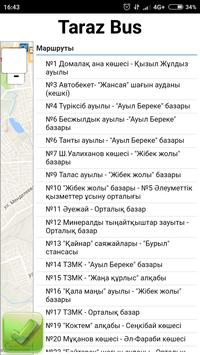 Taraz Bus screenshot 1