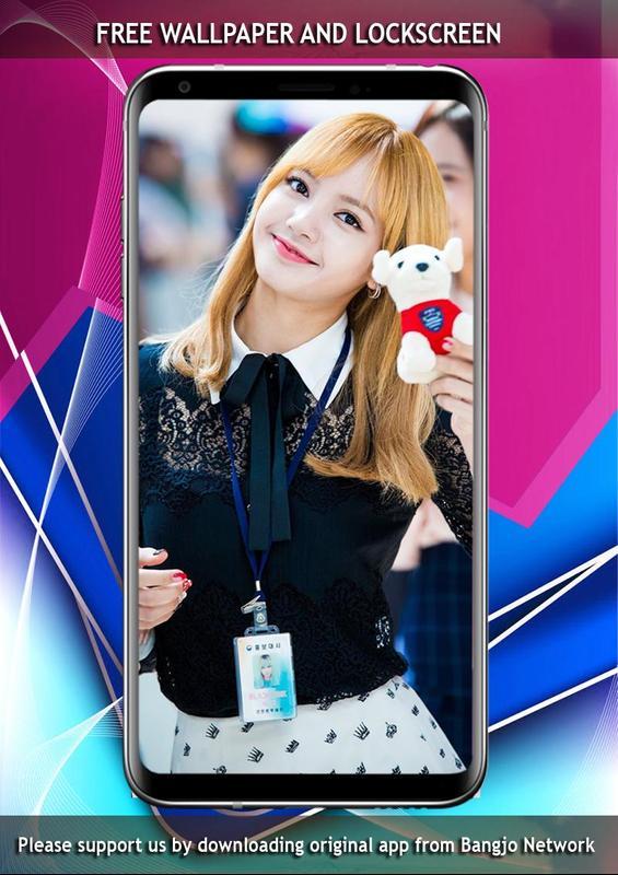 Lisa Blackpink Wallpaper Kpop Hd Fans For Android Apk Download