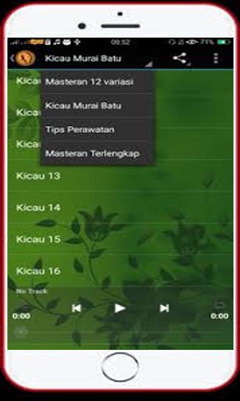 Download suara burung murai batu mp3 masteran untuk pancingan part.