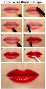 Lipstick Makeup Tutorials screenshot 6