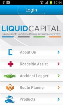LiquidCapital Cartaz