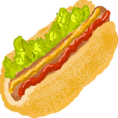 Hot Dog Clicker icon