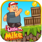 Little Mike Crazy Adventure icon