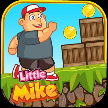 Little Mike Crazy Adventure poster