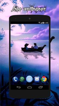 Little Mermaid Wallpaper HD screenshot 5