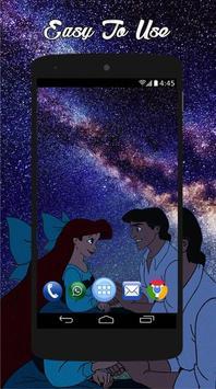 Little Mermaid Wallpaper HD screenshot 3