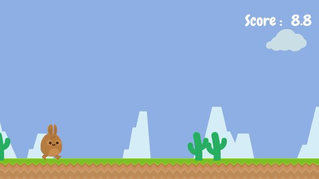 Little Bunny Run apk screenshot