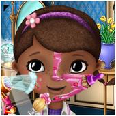 Little Doc Spa Salon - Mcstuffins Skin Doctor icon