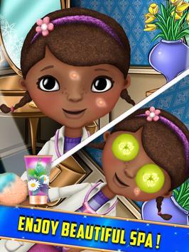 Little Doc Spa Salon - Mcstuffins Skin Doctor screenshot 4