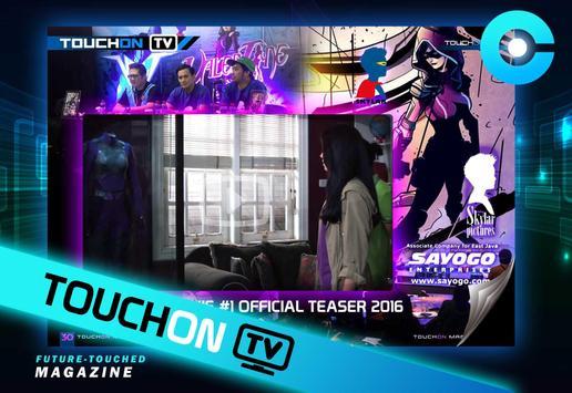 TouchOn Magazine apk screenshot