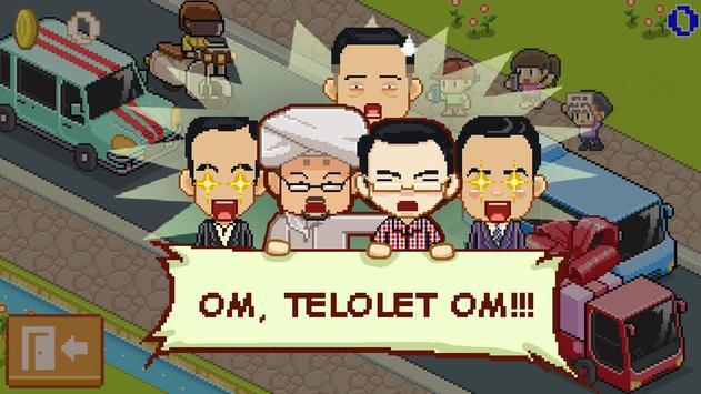 Telolet Om Rush poster