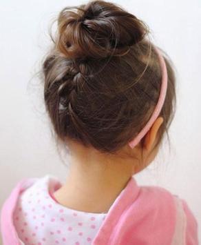 Little Girl Hairstyles screenshot 4