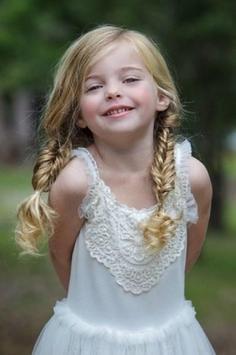 Little Girl Hairstyles screenshot 5