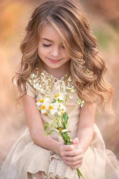 Little Girl Hairstyles poster