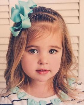 Little Girl Hairstyles screenshot 1