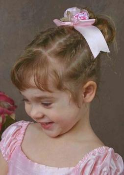 Little Girl Hairstyles screenshot 2