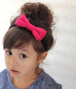 Little Girl Hairstyles screenshot 3