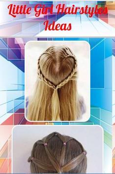 Little Girl Hairstyles Ideas apk screenshot