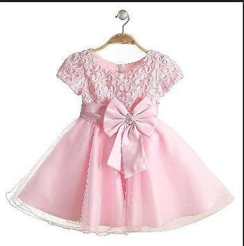 Little Girl Dress Design screenshot 1