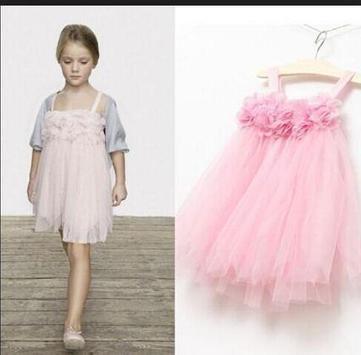 Little Girl Dress Design screenshot 2