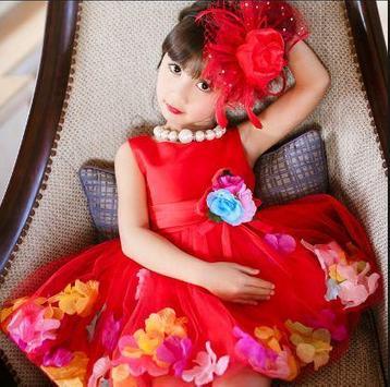 Little Girl Dress Design screenshot 4