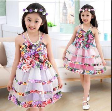 Little Girl Dress Design screenshot 5