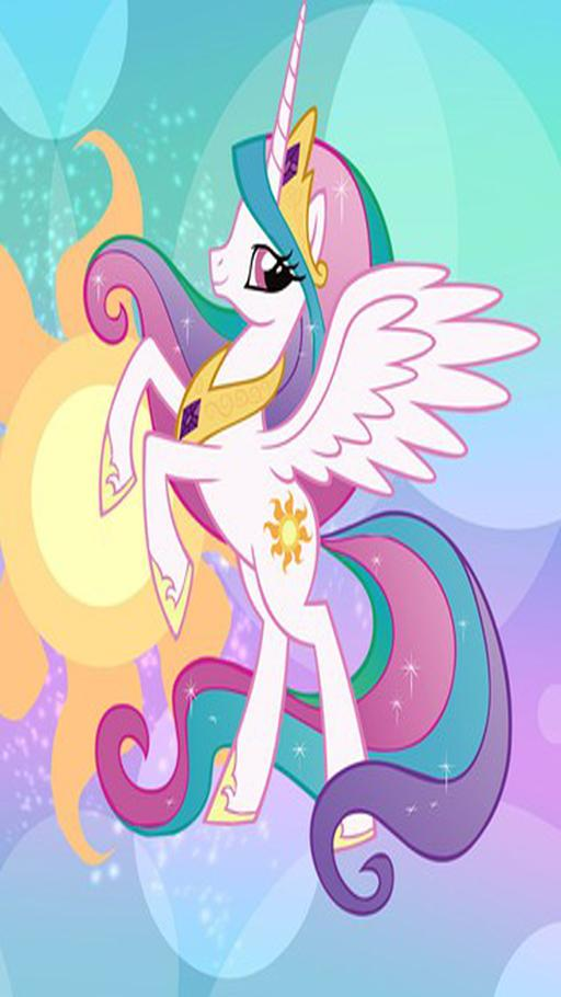 Little Pony Wallpaper For Android Apk Download