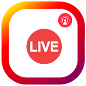 Free Live For instagram ícone
