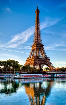 خلفيات صور برج ايفل في باريس screenshot 3